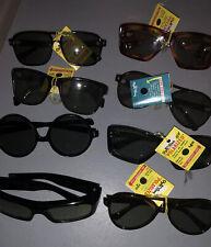 Vintage Lot Of 8 Opti-Ray Sunglasses Vintage 1960s Nos