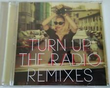 Madonna - Turn up the radio. Remixes (Maxi-Single, Promo, 11 tracks) 2012