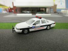 Ho 1/87 Busch Chevrolet Caprice #47603 Police Car custom light bar