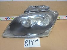 04 05 06 Chrysler Pacifica DRIVER Side Headlight Used front Lamp #814