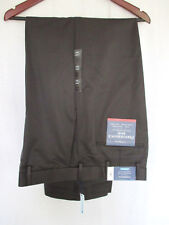 Croft & Barrow 40x32 Men's Pants NWT Dark Gray Classic Fit 100% Polyester