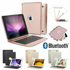 """Smart Case Stand Bluetooth Keyboard Cover For iPad 5th / 6th Gen 2018 9.7"""" Air 2"""