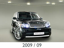 2009 09 Land Rover Range Rover Sport 2.7 TD Stormer SE EXCLUSIVE Autobiography