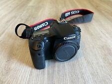 Canon EOS 60D 18.0MP Digital SLR (DSLR) Camera - Black (Body Only)