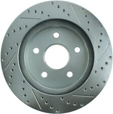 StopTech Disc Brake Rotor Front Right for Dodge, Chrysler, Ram / 227.67053R