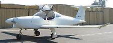 Melmoth-2 Experimental Airplane Desktop Wood Model Regular New Free Shipping