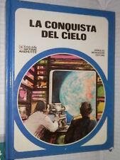 LA CONQUISTA DEL CIELO Guido Ruggiero Mondadori 1976 club giovani marmotte libro