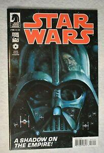 "Dark Horse Comics Star Wars #14 ""A Shadow on the Empire"""