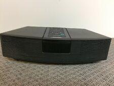 New listing Bose Wave Am/Fm Radio/ Alarm Model Awr1-1W (Black)
