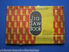 Vintage Waddingtons Jigsaw Puzzle - Corfe Castle  1950s