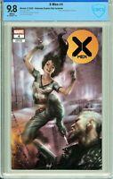 X-Men #4 Unknown Comics / Comics Elite Exclusive - CBCS 9.8!