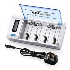 LBE Display LCD Caricabatterie universale con funzione di scarico per Ni-MH NI-C