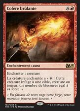 MTG Magic M15 - (3x) Burning Anger/Colère brûlante, French/VF