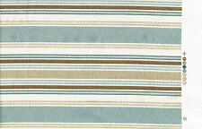 7.5 Yards Richloom Fabric Sawyer Stripe Drapery Upholstery