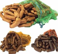 Antos Gourmet Venison Beef Chicken Liver Sausage Turmeric Natural Dog Treats