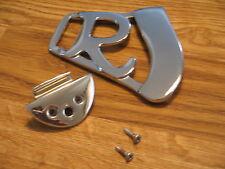 Rickenbacker Chrome 6 String R Tail Piece w/ Mounts