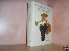 vignes et vins de France par Jacquelin vignobles