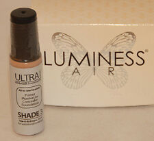 LUMINESS AIR - Airbrush FOUNDATION Shade #F3 - .55 oz BOTTLE - ULTRA FINISH *NEW