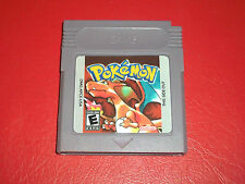 ## BRAND NEW ## POKEMON RED ++ NINTENDO GAMEBOY COLOR GBC GAME HOMEBREW FANMADE