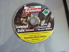 Bild Computer Spiele 3/2009 Rollenspiel Icewind Dale 2 Moorhuhn Winter-Edition
