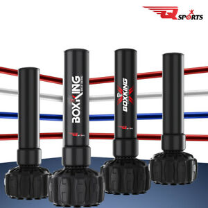 Q Sports Free Standing Heavy Duty Boxing Punch Bag MMA Kick Boxing Exercise