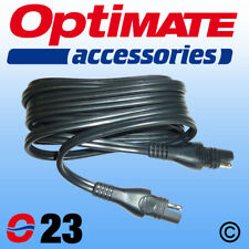 OptiMate O23 SAE Extension Lead  4.6m 10 Amp Extra Heavy Duty  For Optimate 7