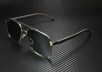 GUCCI GG0422S 005 Aviator Gold Green 60 mm Men's Sunglasses