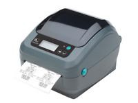 ZEBRA GX420d Direct Thermal / Shipping Label Barcode Printer USB GX42-202510-000