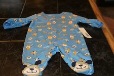 Little Wonders Sleeper with Dogs (Newborn) One Piece