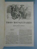 ALEXANDRE DUMAS- LES TROIS MOUSQUETAIRES- S.D.
