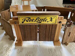 Westernfort Holz - DDR-Produktion