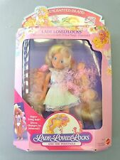 Lady LovelyLocks And The Pixietails Doll by Mattel 1987 MIB SEALED Lovely Locks