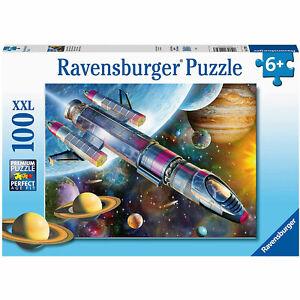 Ravensburger: Missione IN Spazio XXL 100 Pezzi Puzzle Nuovissimo