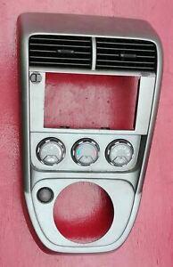 2004-06 HONDA ELEMENT HEATER AC TEMPERATURE CLIMATE CONTROL DASH RADIO BEZEL