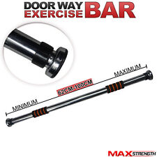 MAXSTRENGTH Door Bar Home Fitness Gym Exercise Doorway Pull Chin Sit Up Workout
