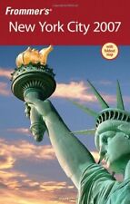Frommer's York City 2007 (Frommer's Complete Guides)-Brian Silverman