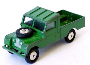 "Corgi Toys No.406 Land Rover (109"" WB), 1st Type Hubs c.1959."