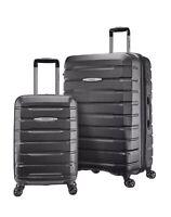 "Samsonite Tech 2.0 2-Piece Hardside Luggage Set, Gray (27"" and 20"")"