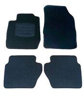 Fußmatten Set Autoteppich für Ford Fiesta 2008-2012 Massgeschnitten Textil