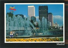 1992 Olympic Games Barcelona, original postcard.