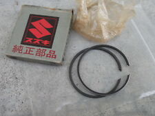 Suzuki B100 B105P B120 TC120 KT120 Piston Ring Oversize 0.50 NOS 12140-07722 JP