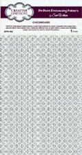 CREATIVE EXPRESSIONS A4 Pin Point Embossing Folder CHECKBOARD EFPP-003