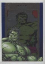 2014 Rittenhouse Marvel 75th Anniversary Sapphire #37 Hulk Non-Sports Card 0p3