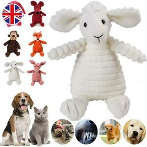 ⭐Cute Pet Dog Puppy Chew Toy Squeaker Squeaky Soft Plush Play Sound Teeth Toys⭐