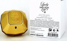Lady Million Absolutely Gold Perfume Spray 2.7oz Paco Rabanne. Never used Tester