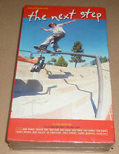 Retro The Next Step skateboard by 411 Video Productions Vhs video cassettes