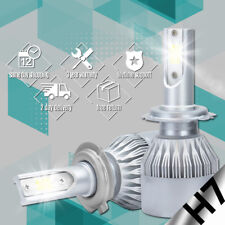 XENTEC LED HID Headlight kit H7 White for Mercedes-Benz GL350 2010-2016