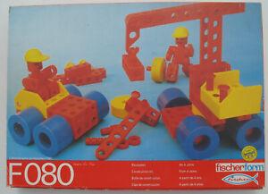 Fischertechnik 30080 - F080 Baukasten - Construction kit - in OVP / Box