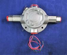 """SOR Static """"O"""" Ring 14S-G2-F2A-SS Pressure Difference Switch 8-30 PSID"""