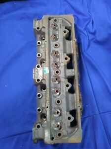 NOS Cadillac cylinder head 1964 1965 1966 1967 RH GM part # 3632907